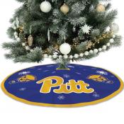 Large Tree Skirt for Pittsburgh Panthers