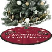 Large Tree Skirt for South Carolina Gamecocks