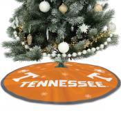 Large Tree Skirt for Tennessee Volunteers