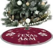 Large Tree Skirt for Texas A&M Aggies