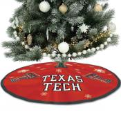 Large Tree Skirt for Texas Tech Red Raiders