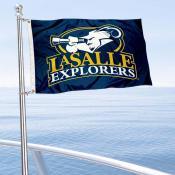 LaSalle Explorers Boat Nautical Flag