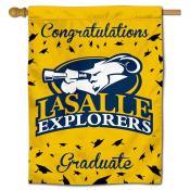 LaSalle Explorers Graduation Banner