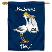 LaSalle Explorers New Baby Banner