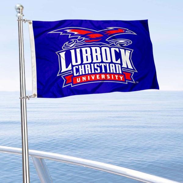 LCU Chaparrals Boat Nautical Flag