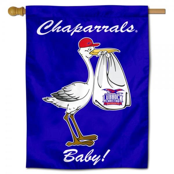 LCU Chaparrals New Baby Banner