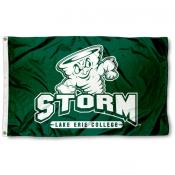 LEC Storm 3x5 Foot Flag