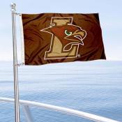 Lehigh Mountain Hawks Boat Nautical Flag