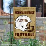 Lehigh Mountain Hawks Football Garden Flag