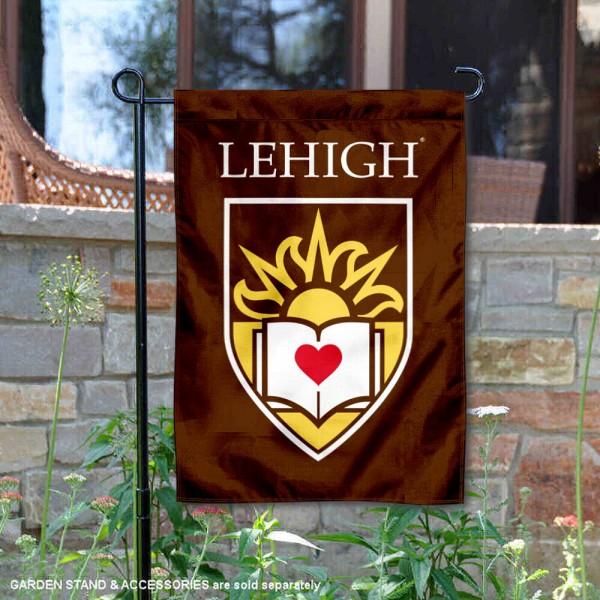 Lehigh Mountain Hawks Garden Flag