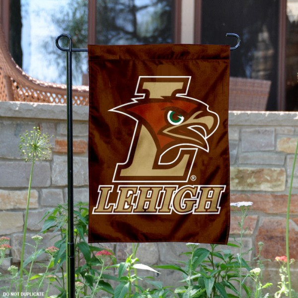 Lehigh Mountain Hawks Garden Flag
