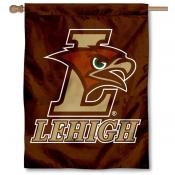 Lehigh Mountain Hawks House Flag