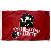 Lenoir Rhyne University Flag