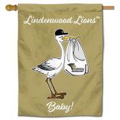 Lindenwood Lions New Baby Banner