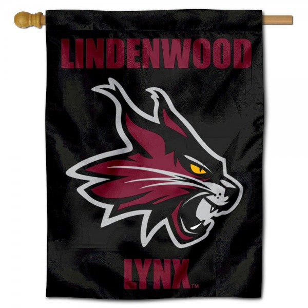 Lindenwood University House Flag