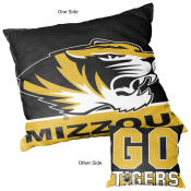 Logo Pillow for Missouri Mizzou Tigers