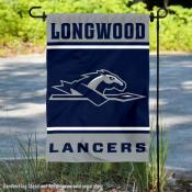 Longwood University Lancers Garden Flag