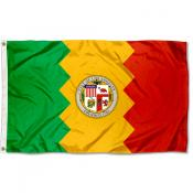 Los Angeles City 3x5 Foot Flag