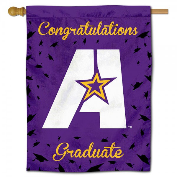 Louisiana Alexandria Generals Graduation Banner