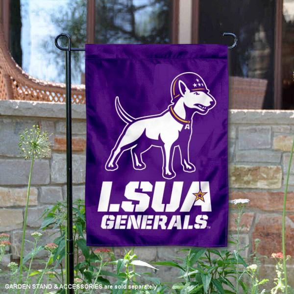 Louisiana Alexandria Generals Mascot Garden Flag