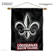 Louisiana Lafayette Rajun Cajuns Wall Hanging