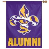 Louisiana State Tigers Alumni Banner Flag