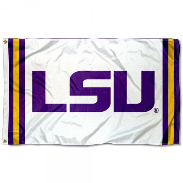 Louisiana State Tigers Flag