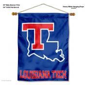 Louisiana Tech Bulldogs Wall Hanging