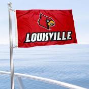 Louisville Cardinals Boat Nautical Flag