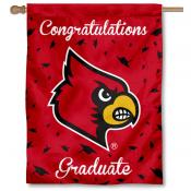 Louisville Cardinals Graduation Banner