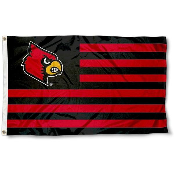 Louisville Cardinals Nation Flag