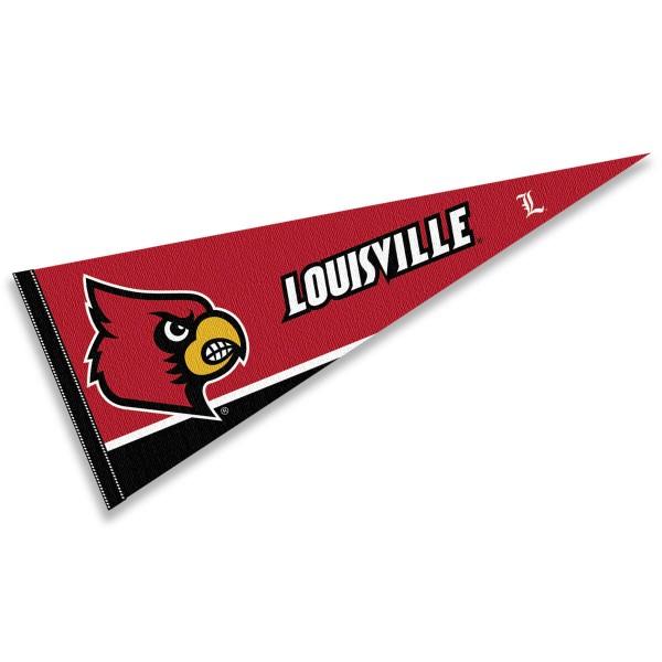 Louisville Cardinals Pennant