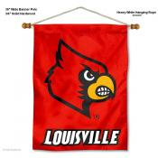 Louisville Cardinals Wall Hanging