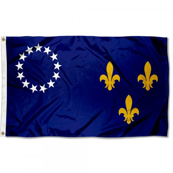 Louisville City 3x5 Foot Flag
