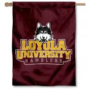 Loyola Chicago Ramblers House Flag