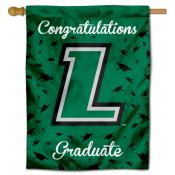 Loyola Greyhounds Graduation Banner