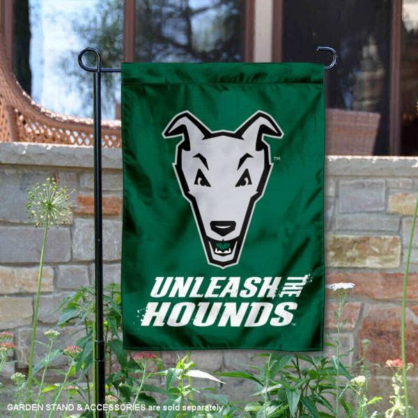 Loyola Maryland Greyhounds Double Sided Garden Flag