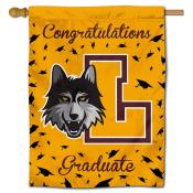 Loyola Ramblers Graduation Banner