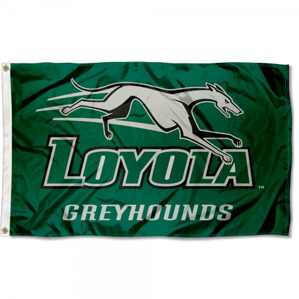 Loyola University Maryland Flag