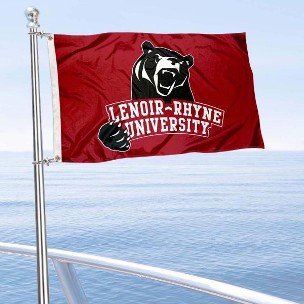 LR Bears Boat Nautical Flag
