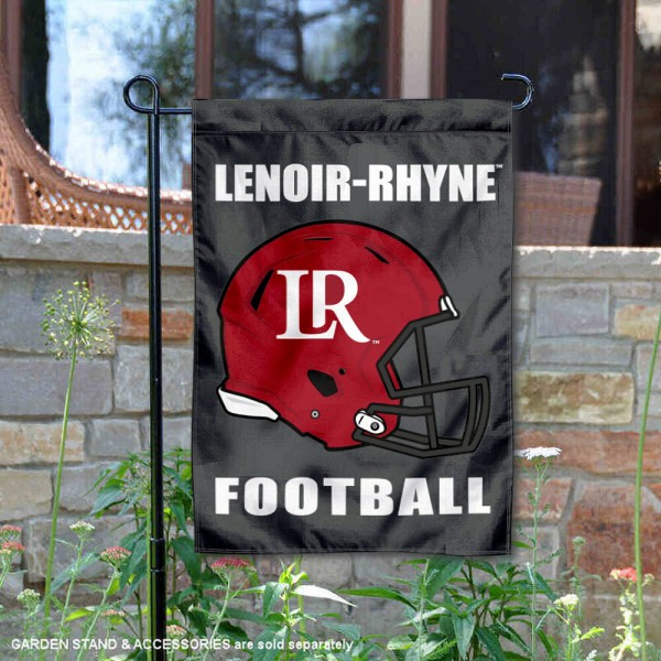 LR Bears Football Garden Flag