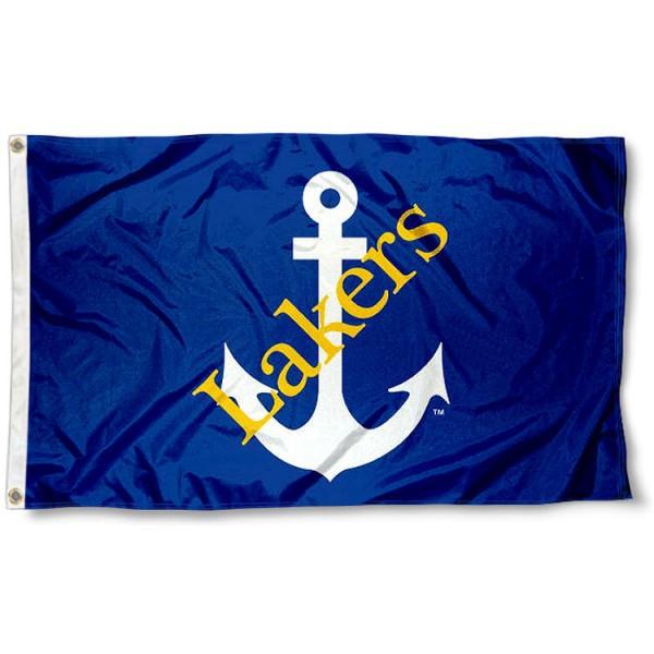 LSSU Lakers Flag