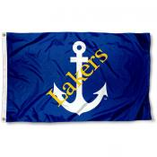 LSSU Lakers Flag