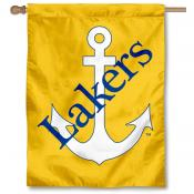 LSSU Lakers House Flag