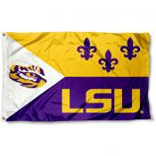 LSU Acadian Flag of Louisiana