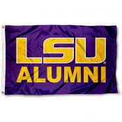 LSU Alumni Flag