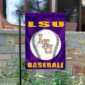 LSU Baseball Garden Flag