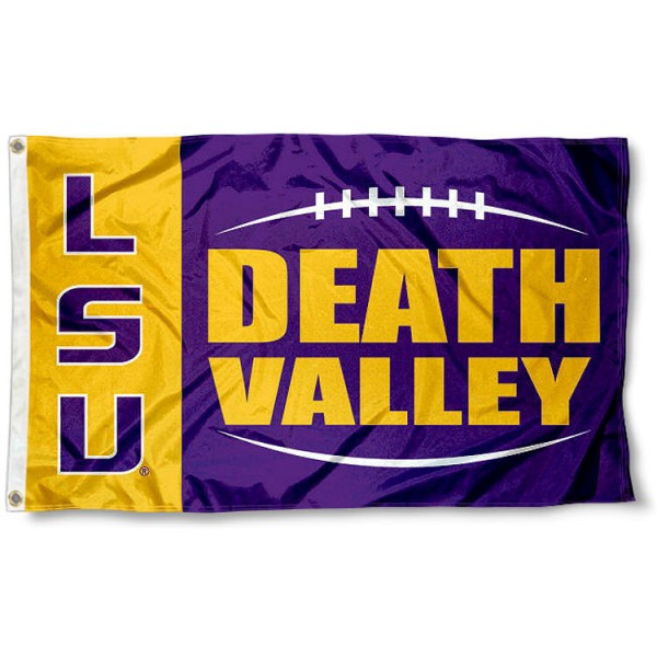 LSU Death Valley Flag