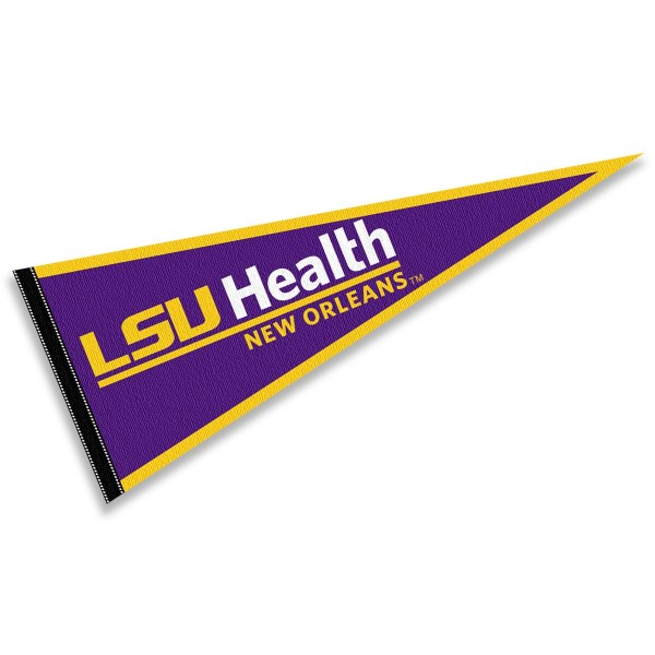 LSU Health New Orleans Pennant