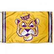LSU Tigers Retro Vintage 3x5 Feet Banner Flag